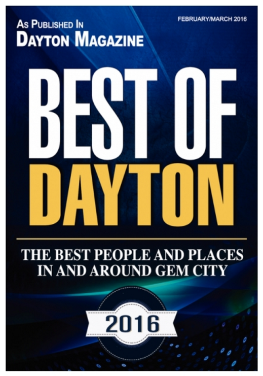 Voted as the top home remodeling company in Dayton for two years in a row